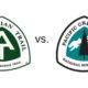 AT vs. PCT comparison - thru-hiking - hiking