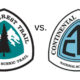 PCT vs. CDT trail comparison -