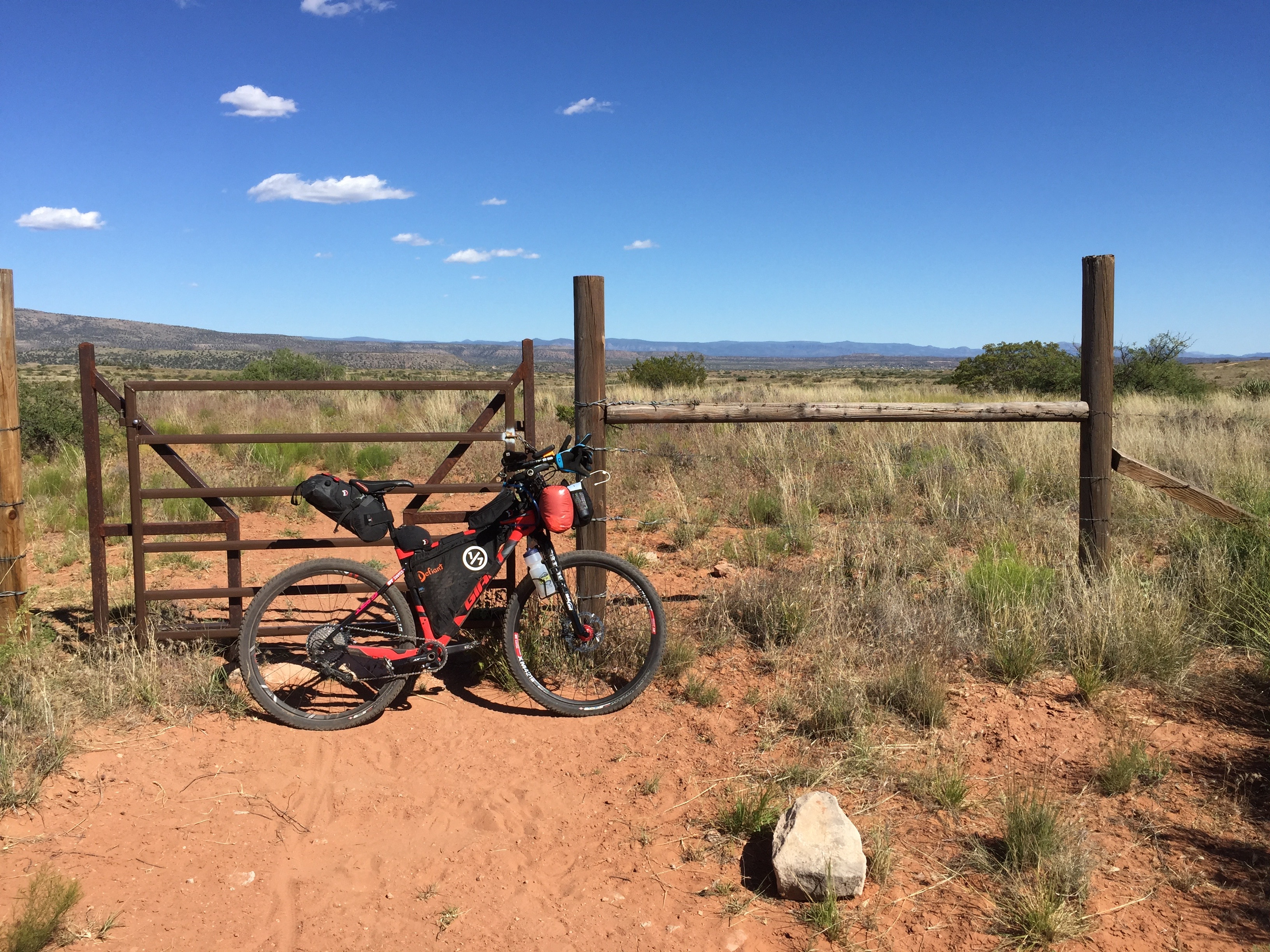 Bikepacking Coconino250 - - coconino 250 journal