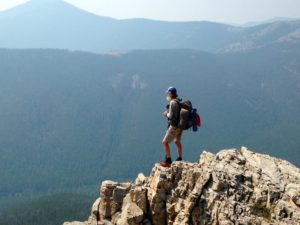 Craig Fowler - CDT - Montana - Thru-hiking