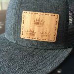 kenichi woodworking custom triple crown hat
