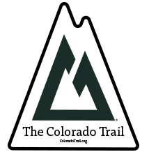 Colorado Trail Logo- One of Seven Project - colorado trail guide