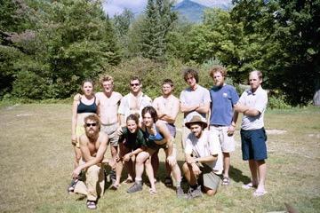 Craig Fowler - Appalachian Trail - Baxter State Park Maine
