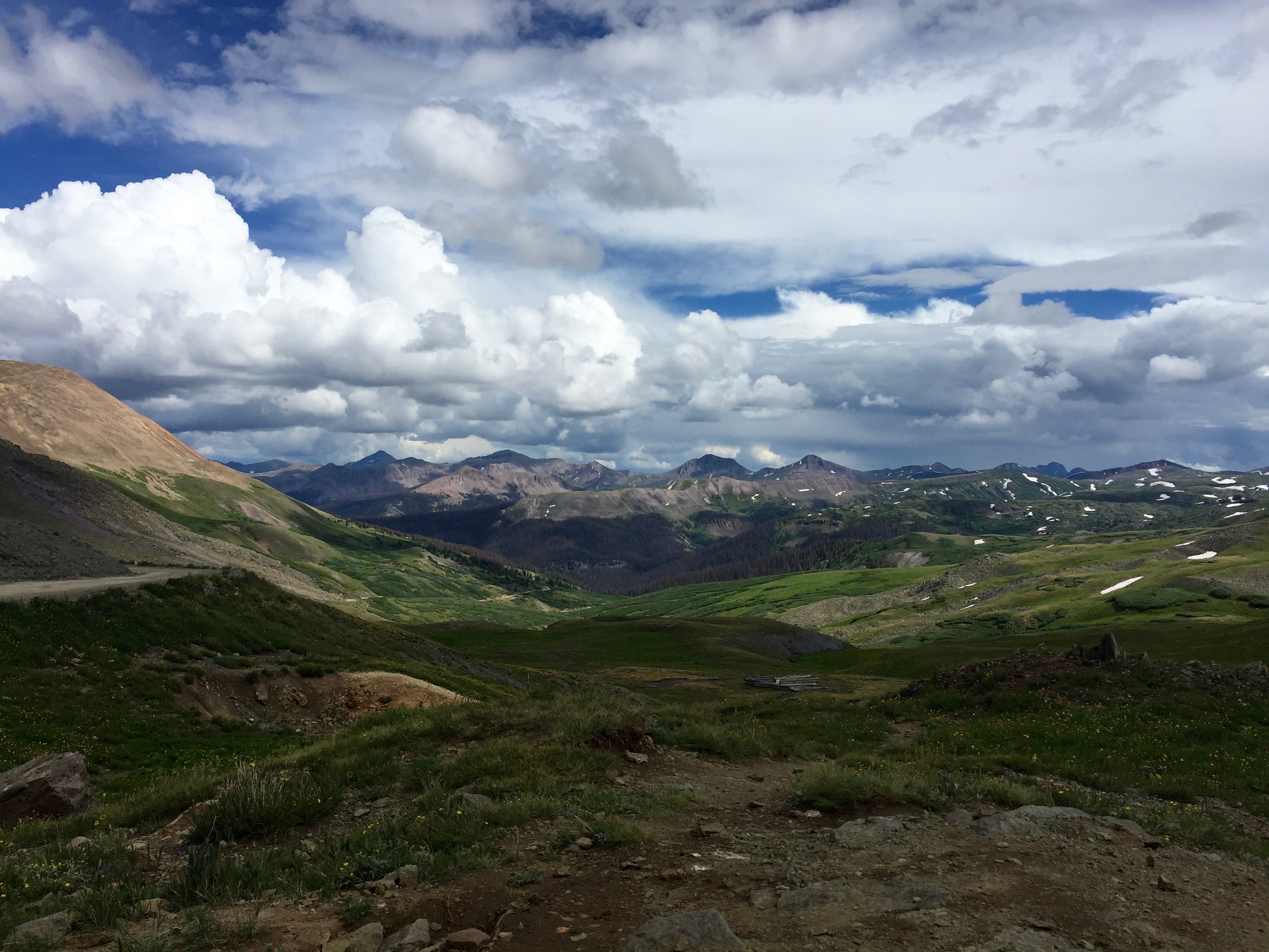 CTR Stony Pass Colorado Trail Guide