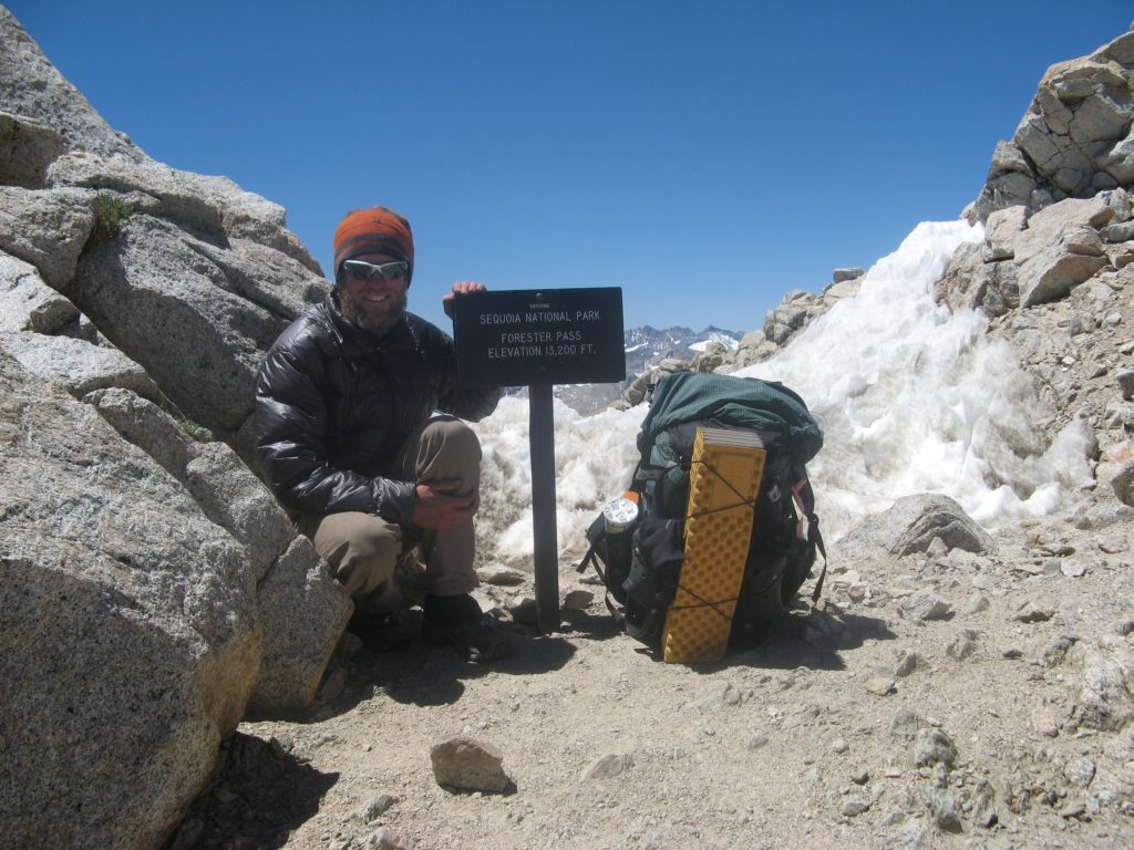 JMT PCT Highest Point