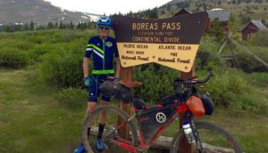 Boreas Pass on the Tour Divide