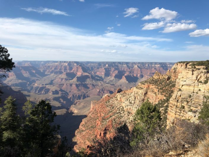 Arizona Trail - South Rim Grand Canyon - Arizona Trail Planning Guide