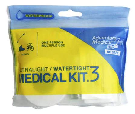 Adventure Medical Kits - First Aid - bikepacking gear - my proven triple crown bikepacking gear