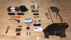 Bikepacking Tools & Repair Kit - Bikepacking gear