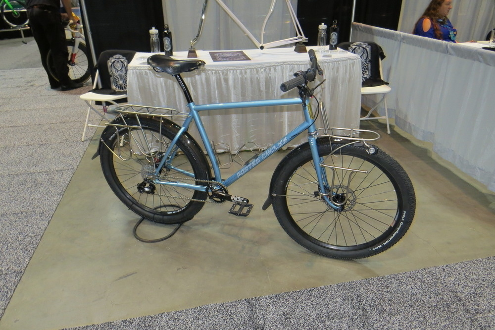 2018 NAHBS Day 1 Porter Cycles