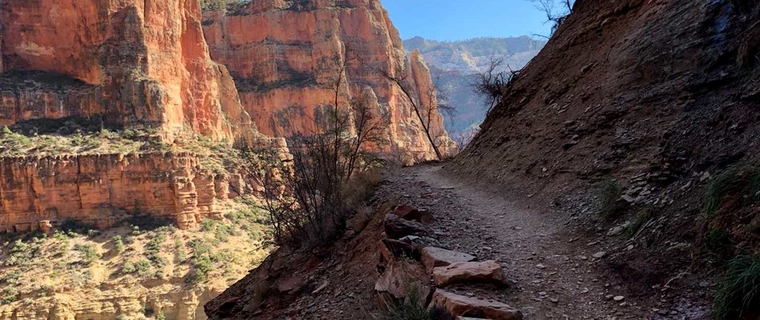 Arizona Trail - North Kanab Trail - Grand Canyon - Arizona Trail, hardest passages - 2019 ARIZONA TRAIL RACE RIDER SURVEY