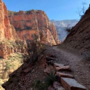 Arizona Trail - North Kanab Trail - Grand Canyon - Arizona Trail, hardest passages - 2019 ARIZONA TRAIL RACE RIDER SURVEY
