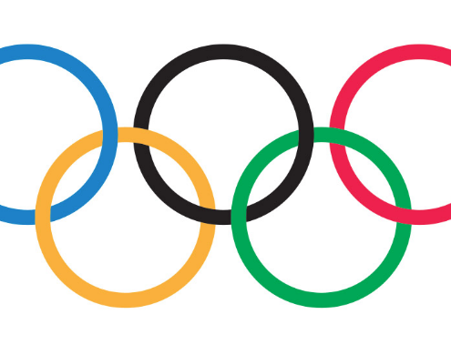 Olympic rings week 6