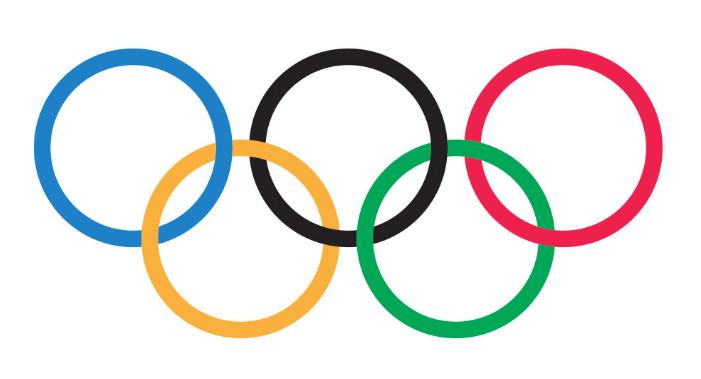 Olympic rings week 6