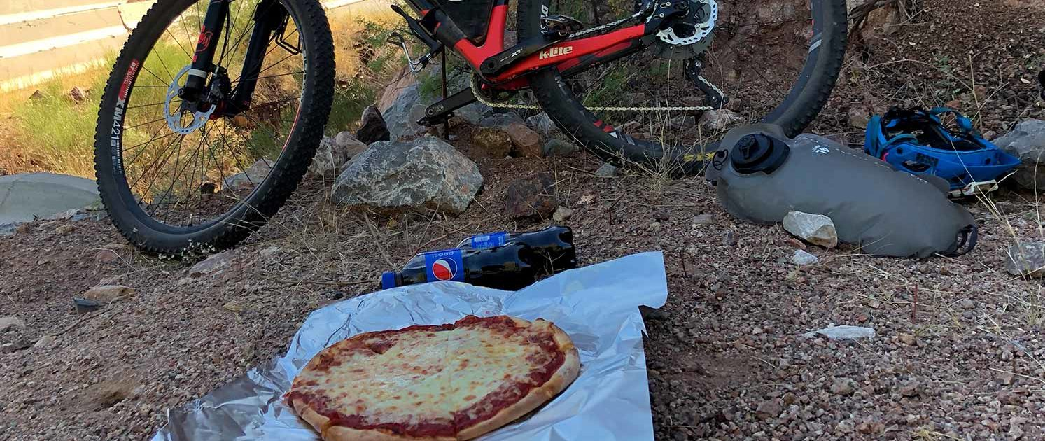 Pizza Delivery along the Arizona Trail - AZT - Arizona Trail Dispatches - arizona trail planning guide