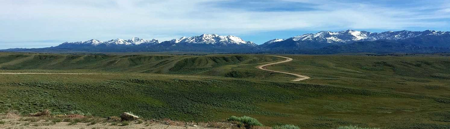 Tour Divide - Wyoming - tour divide guide