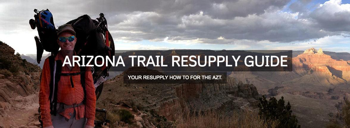 AZT Resupply Guide Bikepacking - week 12