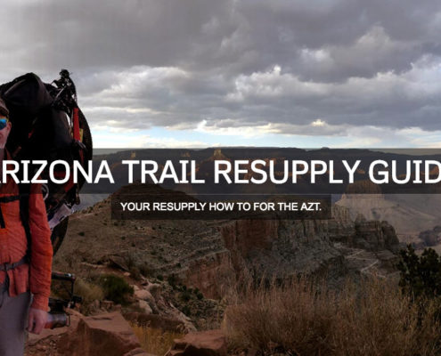 AZT Resupply Guide Bikepacking - week 12