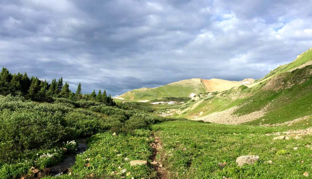 Colorado Trail - CTR - San Juan National Forest - Colorado Trail Guide
