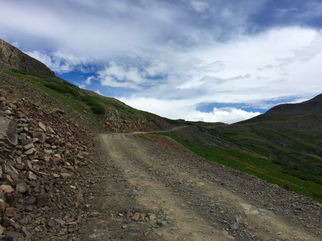 Stony Pass - Colorado Trail - Bikepacking - Hiking - Colorado Trail Dispatches