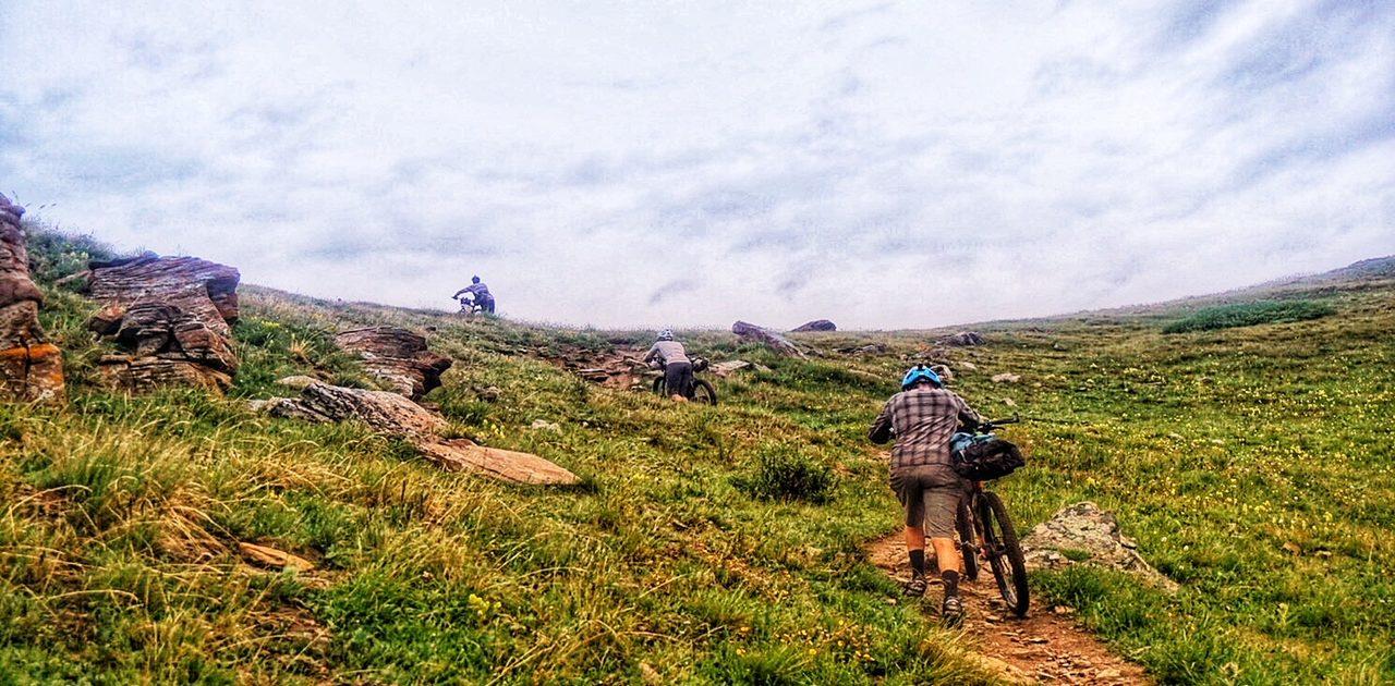 Kokomo Pass - Colorado Trail - Craig Fowler - Bikepacking -CTR -COLORADO TRAIL HARDEST HABS