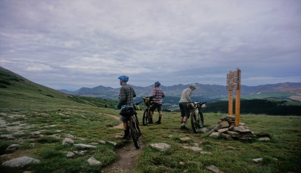 Kokomo Pass - Craig Fowler - Colorado - CTR - Bikepacking -Colorado Trail Dispatches