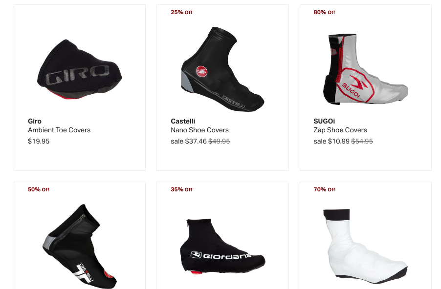 Buy Cycling Shoe Covers at Backcountry.com