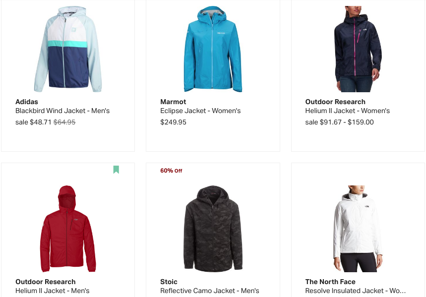 Buy Rain Jackets at Backcountry.com