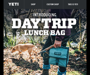 Yeti Day Trip Lunch Bag - Deals and Sales