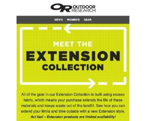 OR Extension Collection