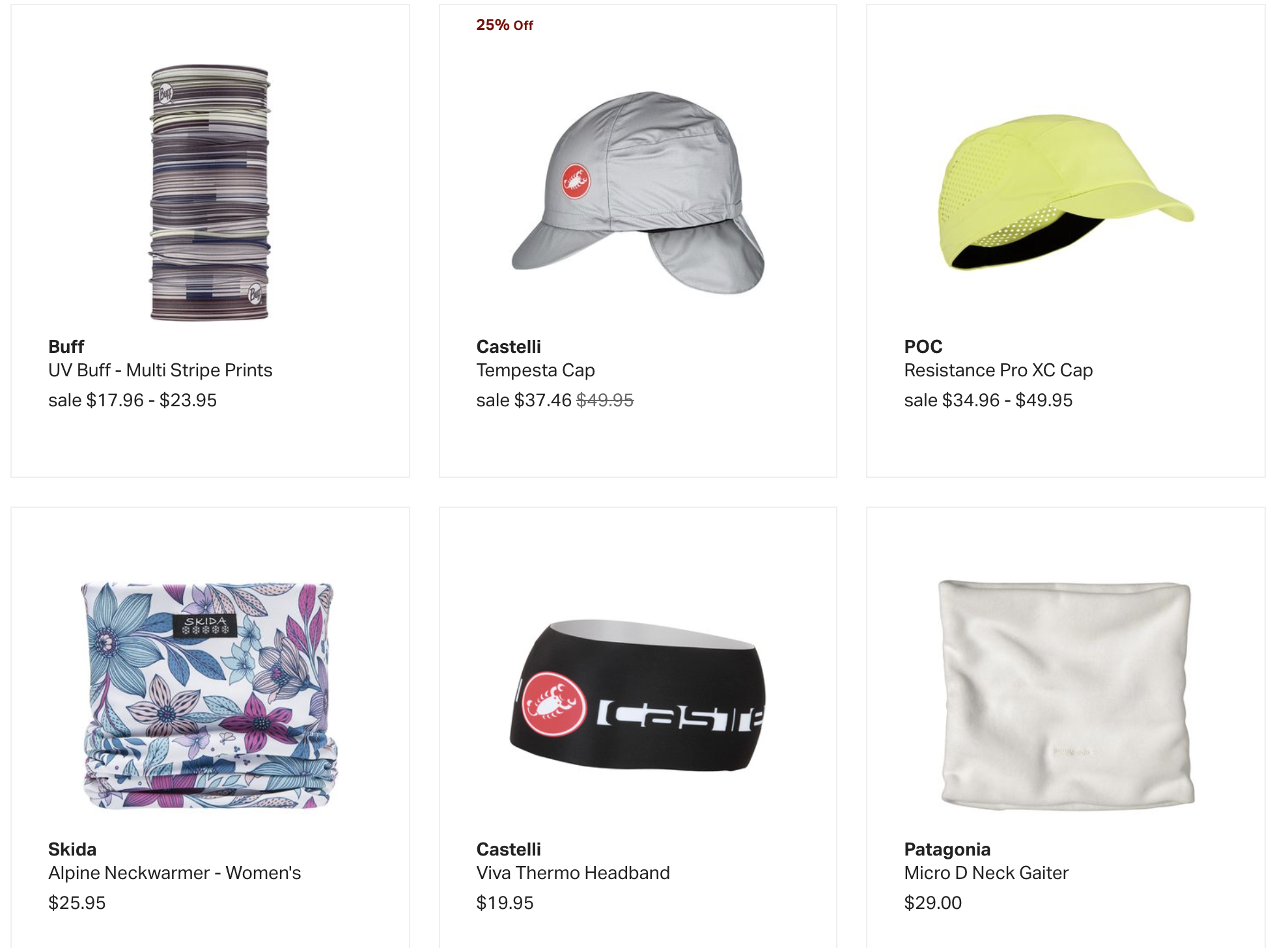 Buy Cycling Hats at Backcountry.com