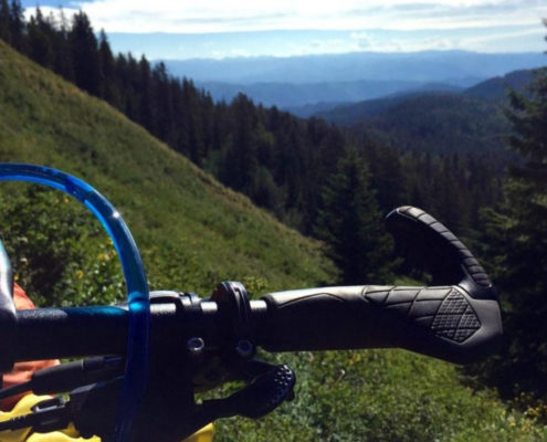 Life behind the bars - Colorado Trail Race - One of Seven Project - Colorado Trail Transportation Guide