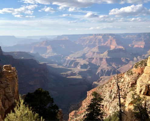 Grand Canyon - South Kanab Trail - Arizona Trail - Arizona Trail, Best Passages