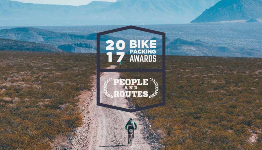 2017 Bikepacking.com Awards - press