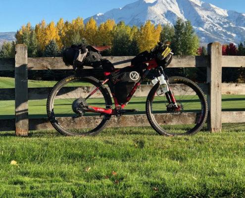 Arizona Trail Race Bikepacking Set up - Phillip The Trail Donkey - bikepacking lessons