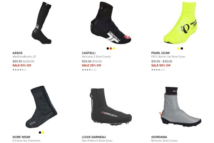 Cycling Booties - Competitive Cyclist