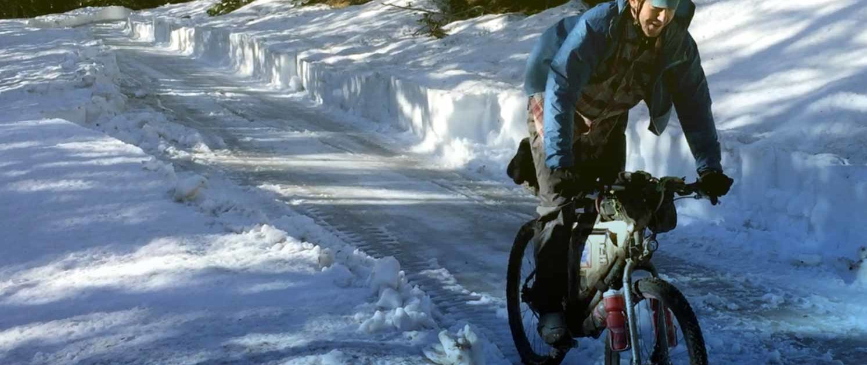 Brett Stepanik - Bikepacking - Tour Divide