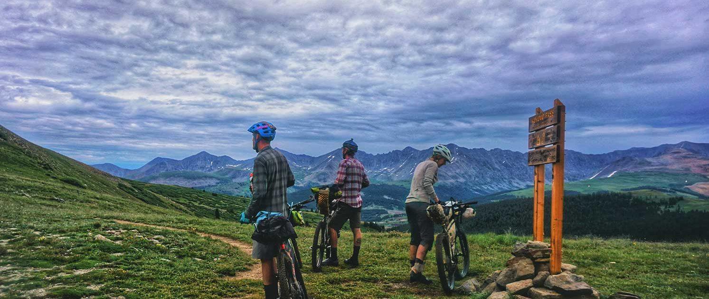 Colorado Trail -Kokomo Pass-Bikepacking-Craig Fowler - One of Seven Project