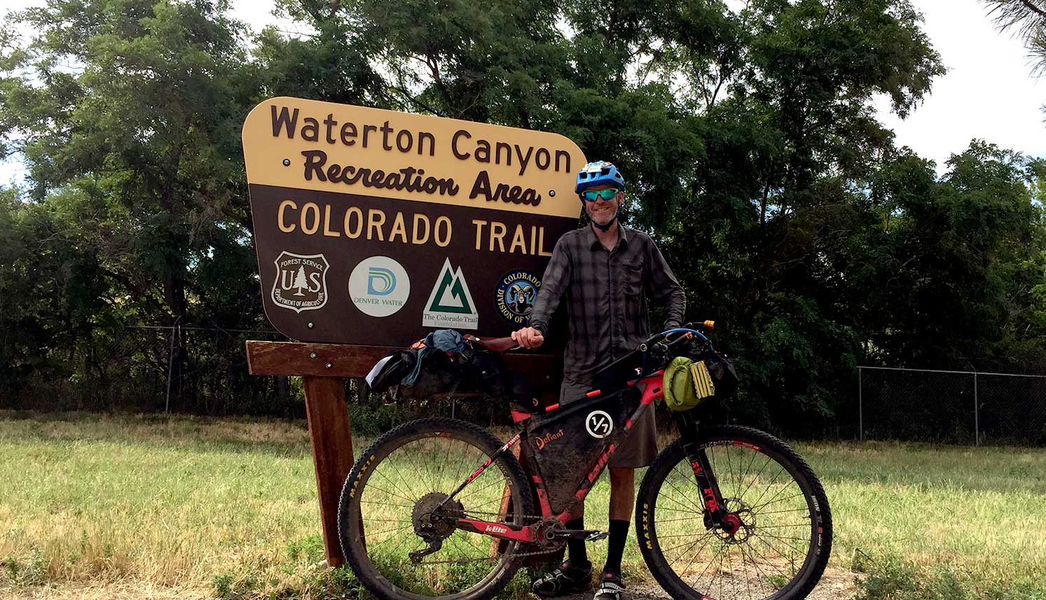 COLORADO TRAIL GUIDE - BIKEPACKING – One of Seven Project
