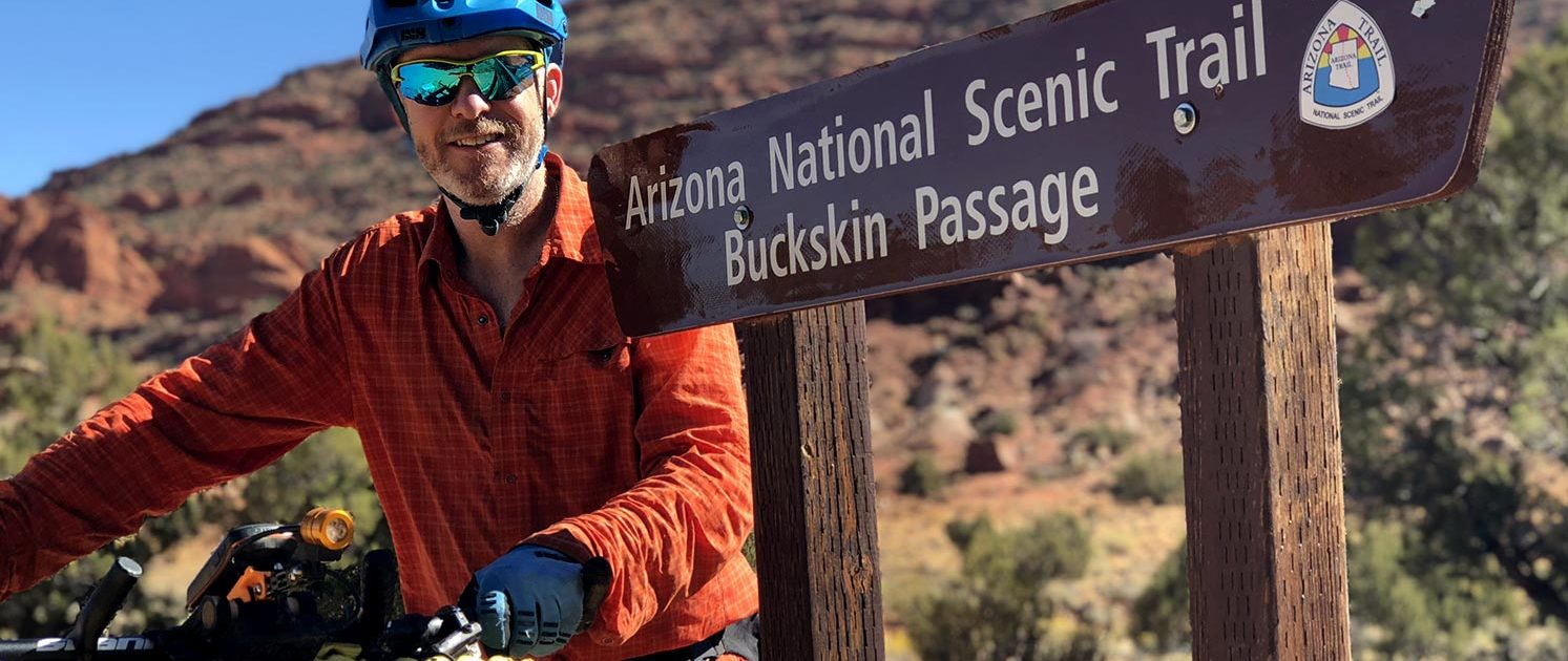 Craig Fowler-AZT- Bikepacking - One of Seven Project- Arizona Trail