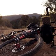 Phillip in repose AZT bikepacking - 2019 ARIZONA TRAIL RACE RIDER SURVEY
