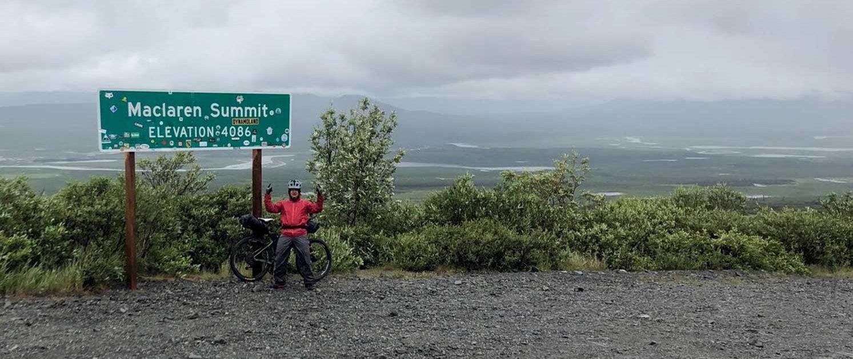 Wet-Weather-Bikepacking-Bike Touring-AK-Denali HWY