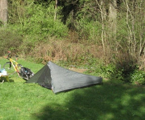 Cutting Pack Weight - Tarp Tent Contrail
