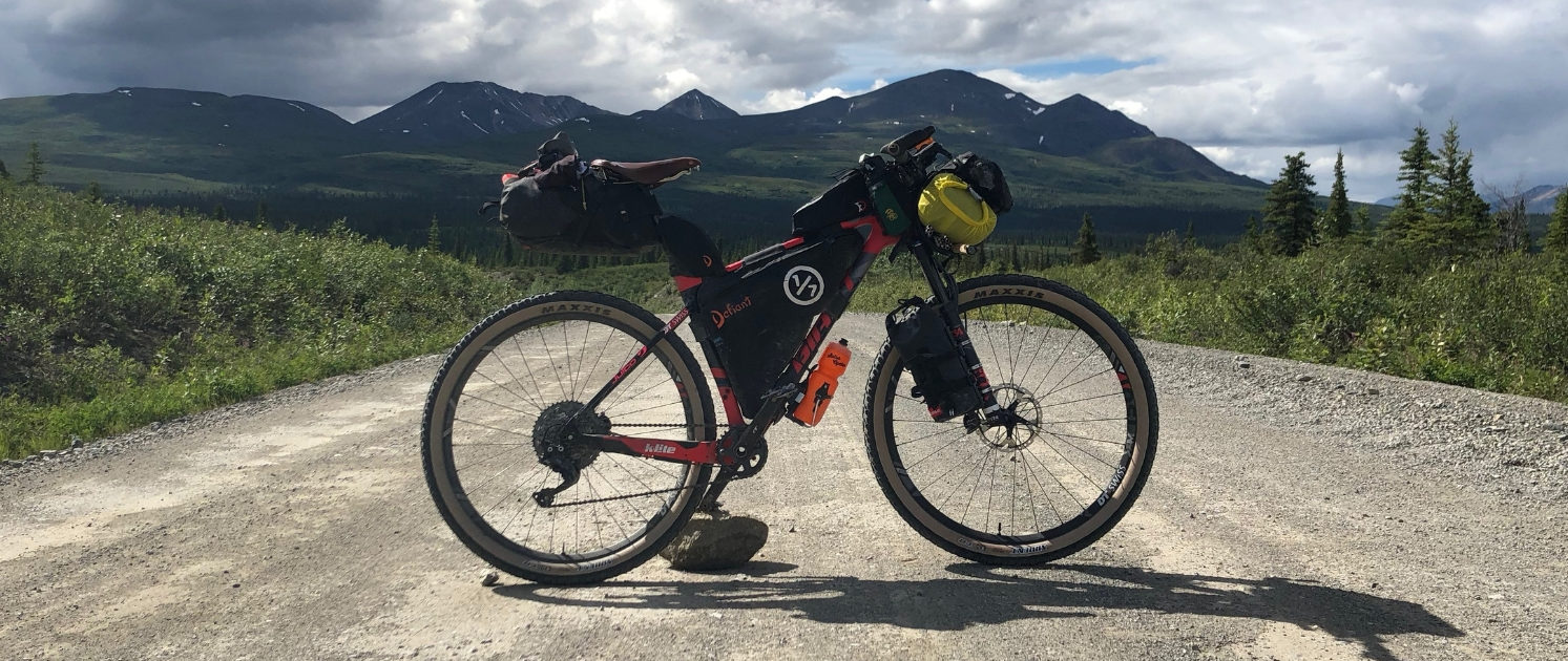 Bikepacking set up - bikepacking resources