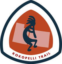 Kokopelli Trail Logo - Kokopelli Trail Guide - Bikepacking