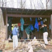 Appalachian Trail Day 3 - Hawk Mtn - Gooch Gap
