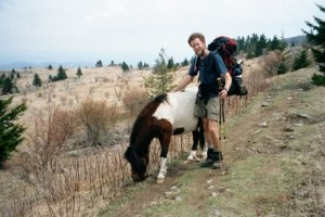 Craig Fowler - Appalachian Trail Day 42 - Lost Mountain Shelter - Wise Shelter