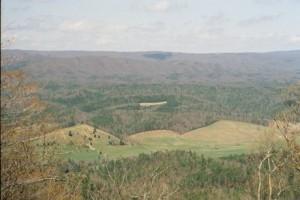 Appalachian Trial Day 47 - Chestnut Knob - Campsite VA 615