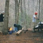 Appalachian Trail Day 48 - Laurel Creek - Jenny Knob Shelter
