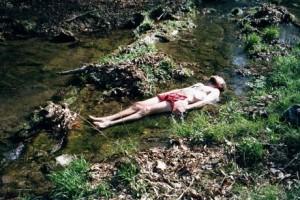 Craig Fowler - Appalachian Trail Day 55 - Niday Shelter - Stream Campsite